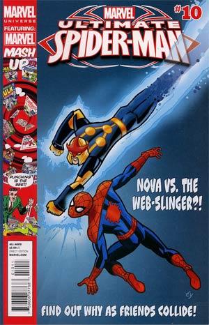 Marvel Universe Ultimate Spider-Man #10
