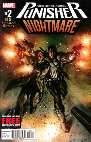 Punisher Nightmare #2