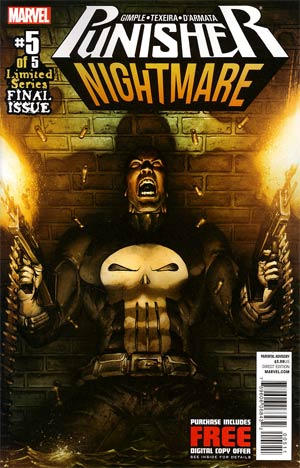 Punisher Nightmare #5