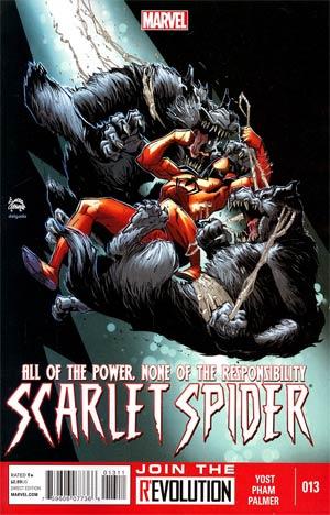 Scarlet Spider Vol 2 #13