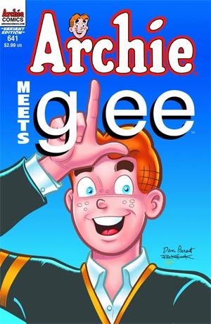 DO NOT USE (Item Cancelled) Archie #641 Var Cvr