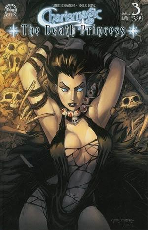 Charismagic Death Princess #3 Cover A Regular Khary Randolph Cover