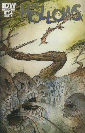 Hollows #2 Regular Sam Keith Cover