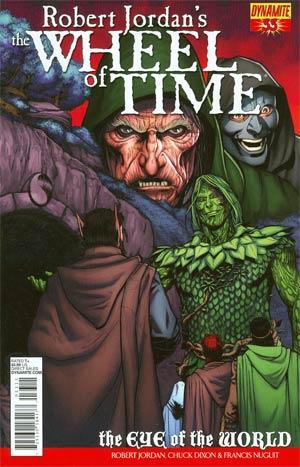 Robert Jordans Wheel Of Time Eye Of The World #33