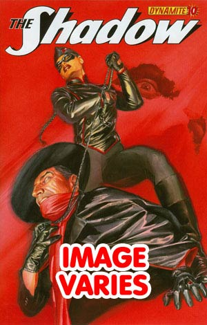 DO NOT USE Shadow Vol 5 #10 Regular Cover (Filled Randomly With 1 Of 4 Covers)