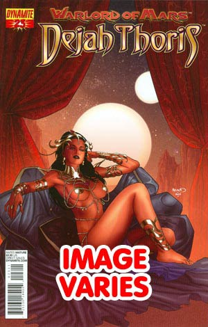 DO NOT USE Warlord Of Mars Dejah Thoris #23 Regular Cover (Filled Randomly With 1 Of 2 Covers)