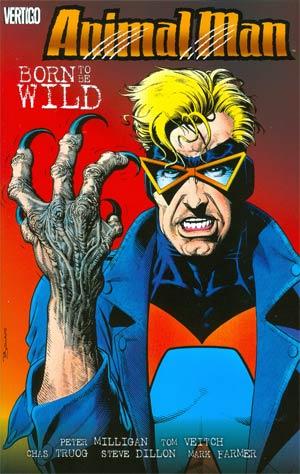 Animal Man Vol 4 Born To Be Wild TP