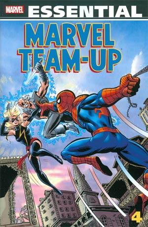 Essential Marvel Team-Up Vol 4 TP