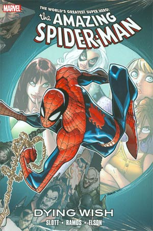 Spider-Man Dying Wish HC