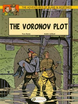 Blake & Mortimer Vol 8 Voronov Plot GN