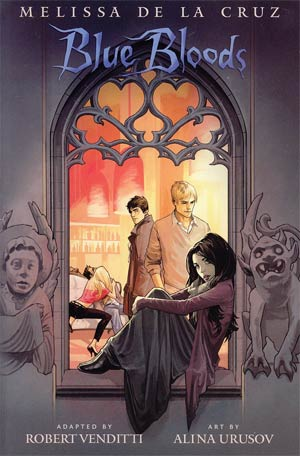 Blue Bloods The Graphic Novel Vol 1 TP