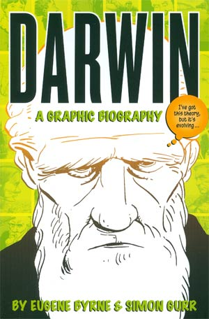 Darwin A Graphic Biography GN