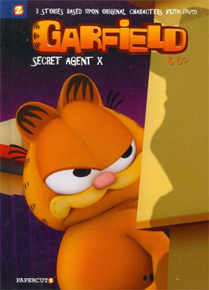 Garfield & Co Vol 8 Secret Agent X HC