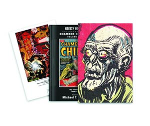 Harvey Horrors Collected Works Chamber Of Chills Vol 2 HC Slipcase Edition