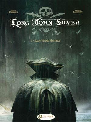 Long John Silver Vol 1 Lady Vivian Hastings GN