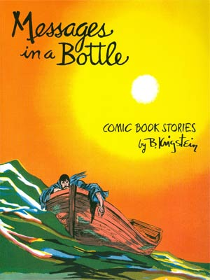 Messages In A Bottle Comic Book Stories By B Krigstein TP