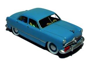 Tintin Transports - Dodge Coronet