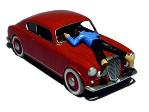 Tintin Transports - La Lancia Italien #26