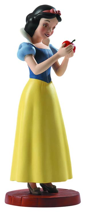 Walt Disney Classics Collection Snow White Sweet Temptation Statue
