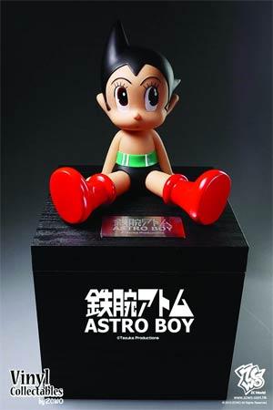 Astro Boy 60th Anniversary Vinyl Figure