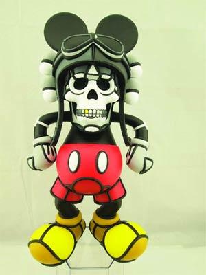 Deathshead Mickey 10-Inch Vinyl Figure