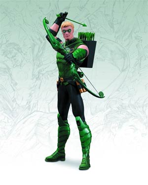 Justice League The New 52 Green Arrow Action Figure