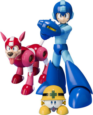Mega Man D-Arts - Mega Man Action Figure