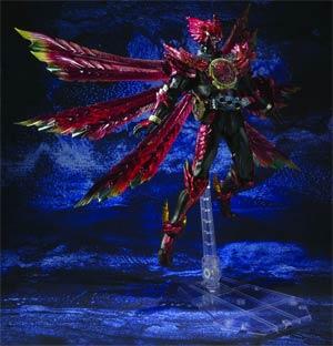Kamen Rider SIC Vol 65 Kamen Rider OOO Tajador Combo Action Figure