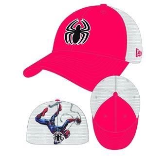 Heromesh Spider-Man Stretch Fit Cap