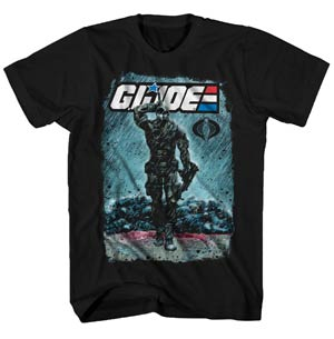 GI Joe Blade Command T-Shirt Large