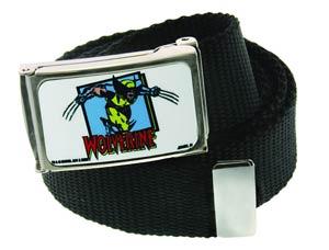 Marvel Heroes Web Belt - Wolverine