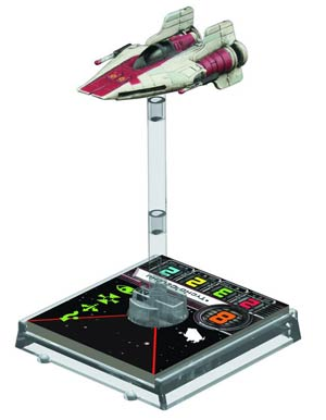 Star Wars X-Wing Miniatures Game A-Wing Expansion Pack