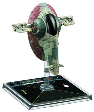 Star Wars X-Wing Miniatures Game Slave-I Expansion Pack