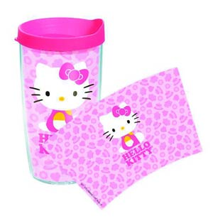 Tervis Hello Kitty 16-Ounce Tumbler With Lid - Cupcake