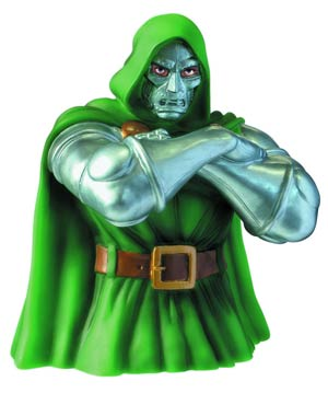 Marvel Bust Bank - Dr Doom