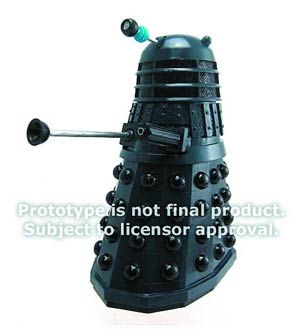 Doctor Who Dalek 8-Inch Action Figure Assortment Case