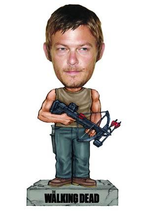Walking Dead Daryl Dixon Wacky Wobbler