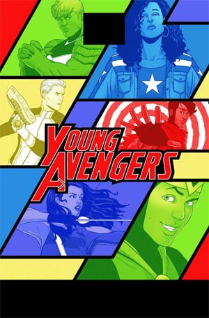 Young Avengers Poster