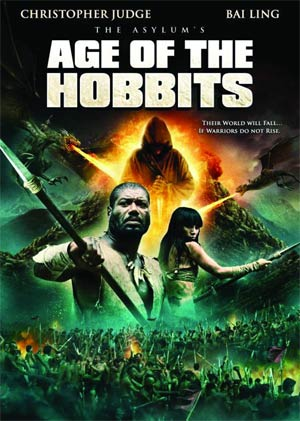 Age Of The Hobbits Blu-ray DVD