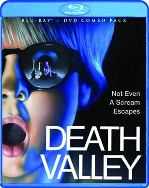 Death Valley Blu-ray Combo DVD