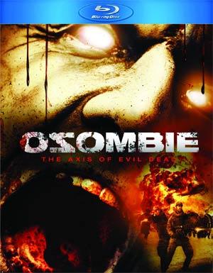 Osombie Blu-ray DVD