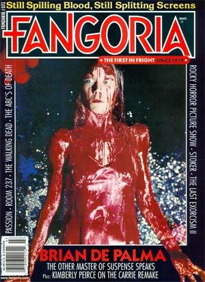 Fangoria #321 Mar 2013