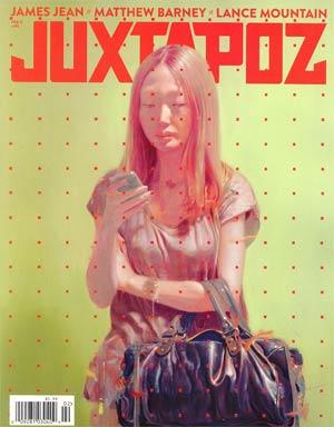 Juxtapoz #145 Feb 2013