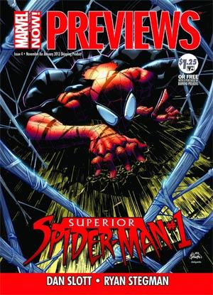Marvel Previews Vol 2 #6 January 2013