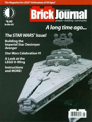 Brickjournal #23