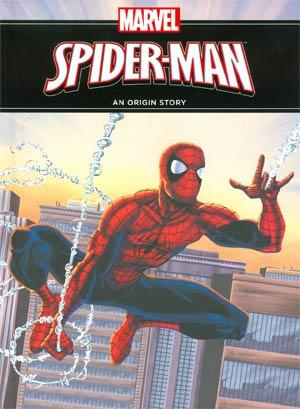 Spider-Man An Origin Story HC 2nd Edition