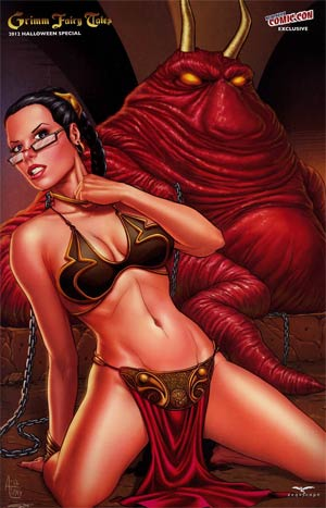 Grimm Fairy Tales Halloween Special 2012 NYCC Exclusive Anthony Spay Variant Cover