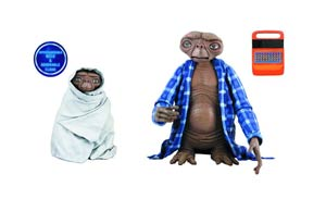E.T. Series 2 Telepathic E.T. 7-Inch Action Figure