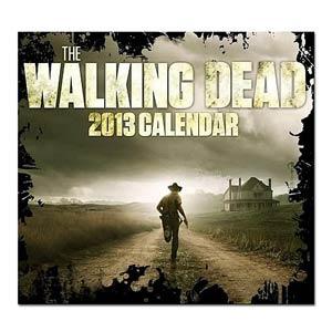 Walking Dead TV 2013 12x12-Inch Wall Calendar
