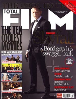 Total Film UK #199 Nov 2012